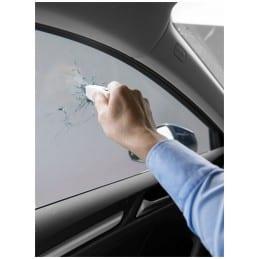 Porte-clefs sécurité brise-vitre coupe-ceinture