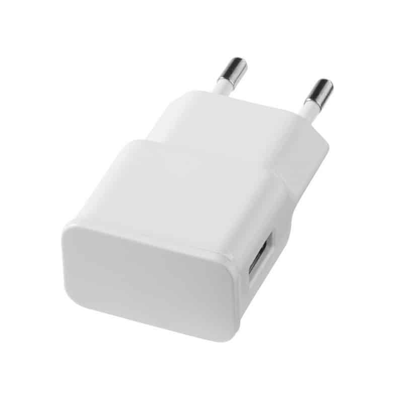 Adaptateur secteur avec port USB