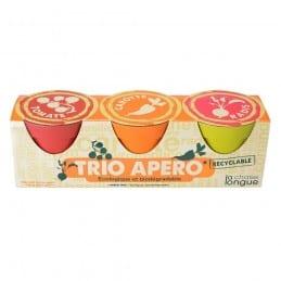 Trio Apéro Tomate Carotte Radis
