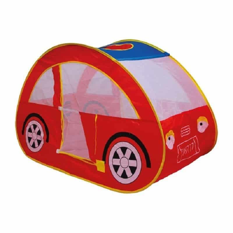 tente de jeux pour enfants voiture. Black Bedroom Furniture Sets. Home Design Ideas