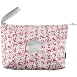 Grande trousse de toilette MINI FLOWER