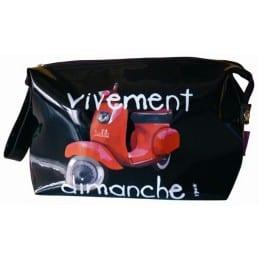 Trousse vinyle Vivement Dimanche