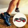Clips LED lumineux pour chaussures sport