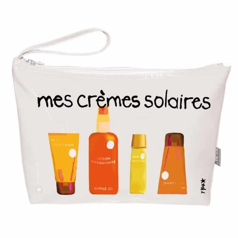 Trousse isotherme Mes Crèmes Solaires