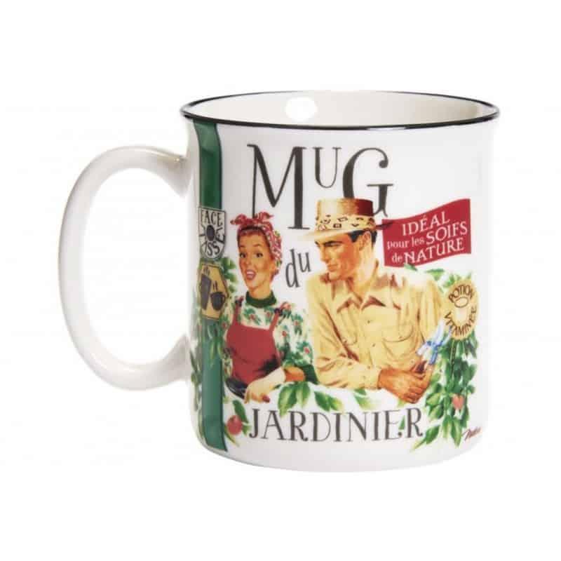 Mug original JARDINIER