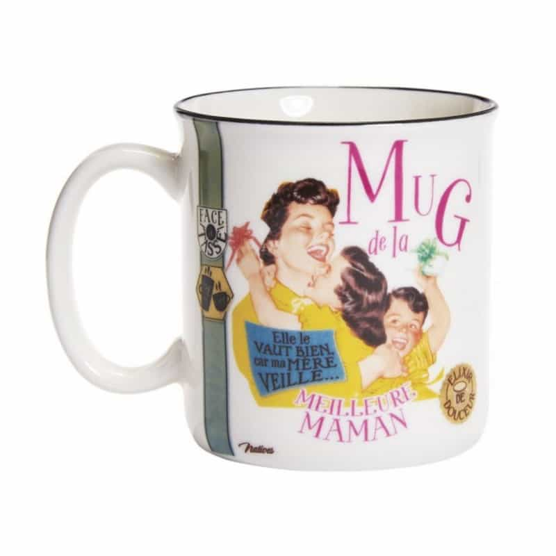 Mug de la MEILLEURE MAMAN