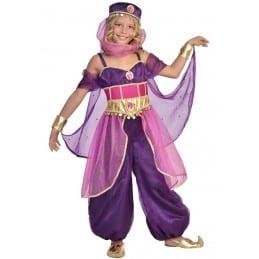 Déguisement enfant Princesse Jasmine