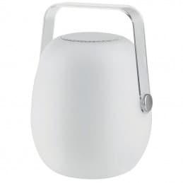 Lampe lanterne enceinte waterproof 10W