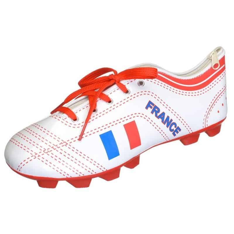 Trousse d'écolier chaussure foot France