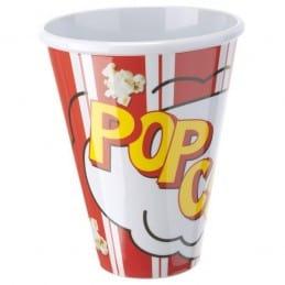 Gobelet mélamine popcorn