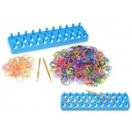 Boîte de Bracelets élastiques DO IT YOURSELF