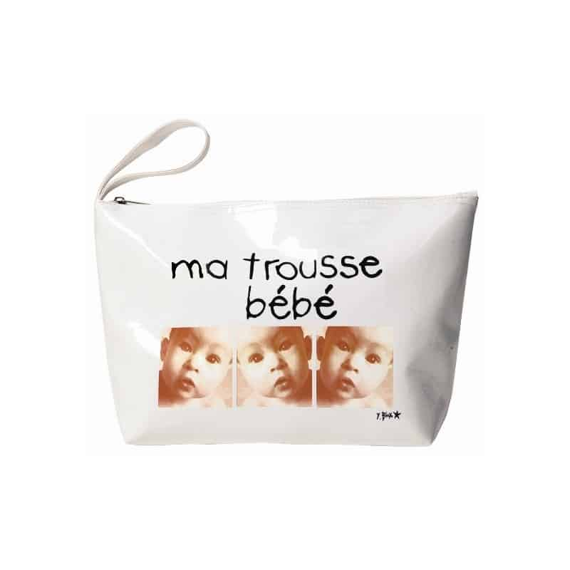 """Trousse Vinyle """"Ma trousse bébé"""""""