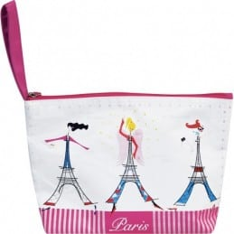Trousse Paris ma belle Tour Eiffel