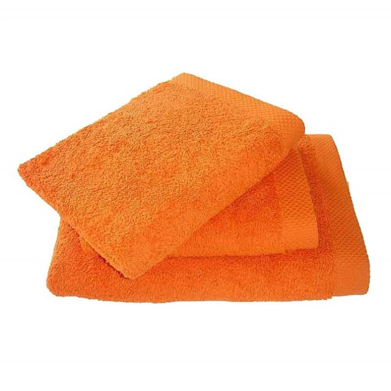 Serviettes de toilette 3 pcs