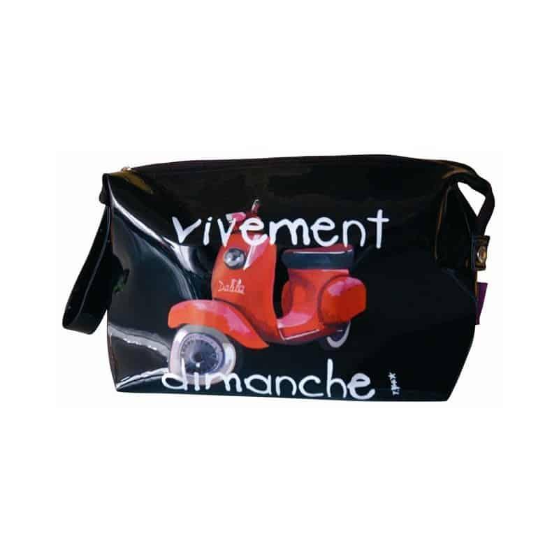 """Trousse Vinyle """"Vivement Dimanche"""