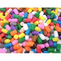 Pièces colorées à modeler 1000 pièces