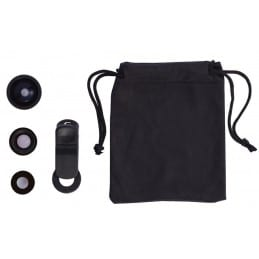 Lentilles pour caméra téléphone portable
