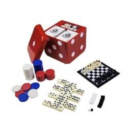 Cube Dé 6 jeux