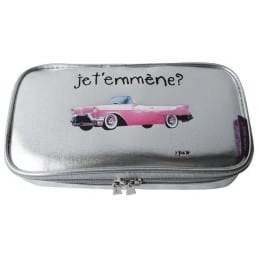 "Beauty case ""Je t'emmene"""