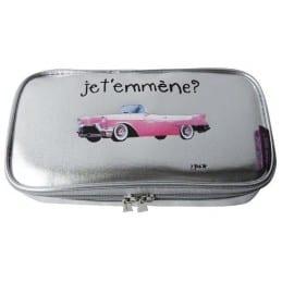 "Beauty case ""Je t'emmene"""
