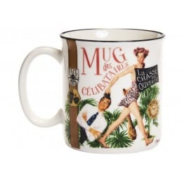 Mug original des CELIBATAIRES