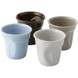 Service Espresso 4 tasses mutlicolore