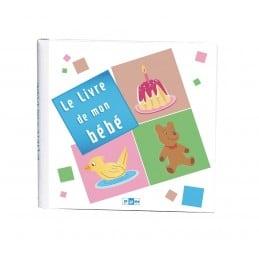 Album journal Le Livre de mon Bébé