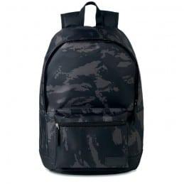 Sac à dos camouflage Noir