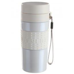 Mug de voyage avec filtre à thé