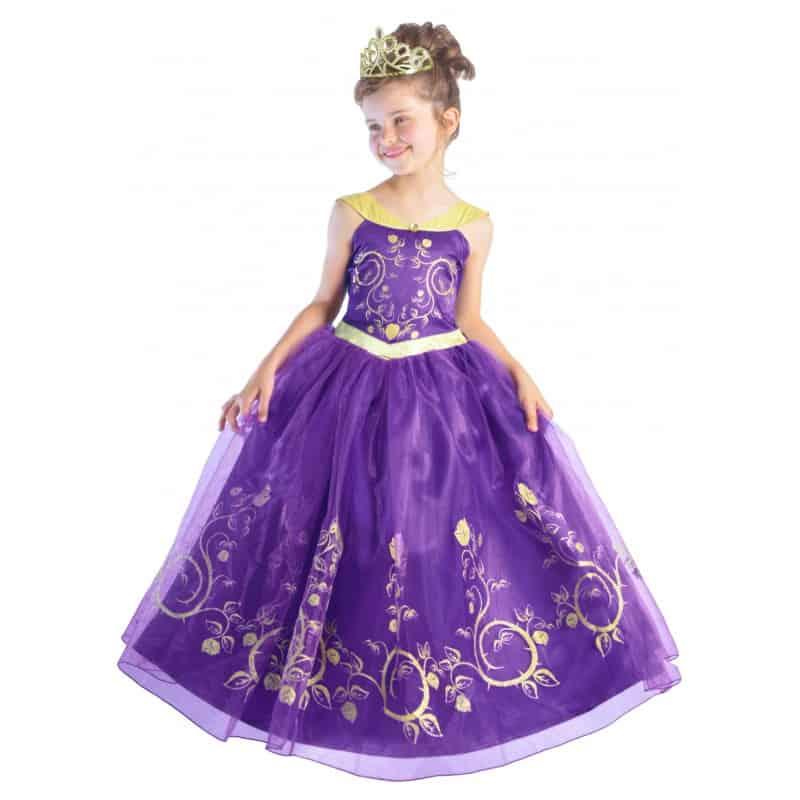 Déguisement enfant Princesse Agathe