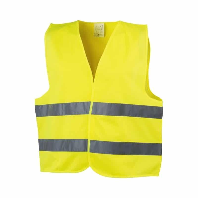 Gilet jaune de sécurité TU