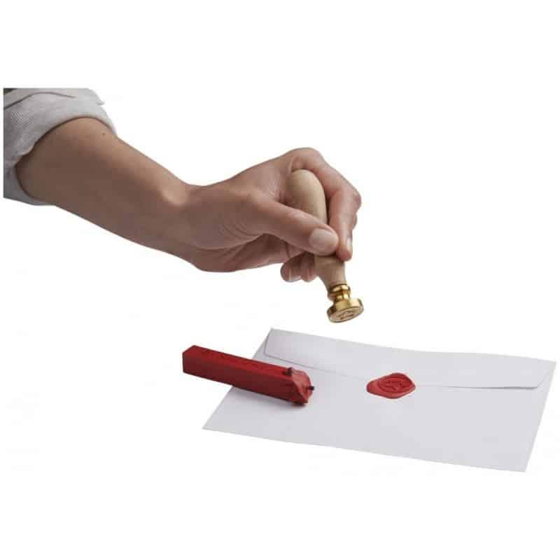Cachet de cire et sceau pour lettre