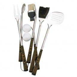 Set barbecue Golf 7 accessoires