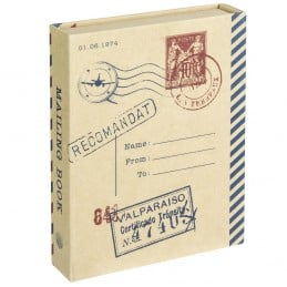 Carnet de voyage 120 pages