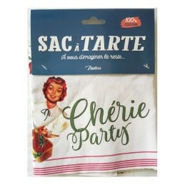 Sac à tarte CHERIE PARTY