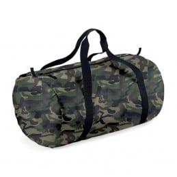 sac camouflage pliable