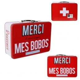 Boîte à pharmacie MES BOBOS