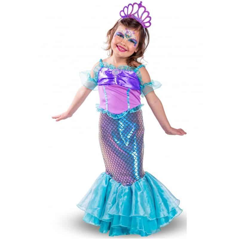 Princesse de l'Océan Sirène Bleue